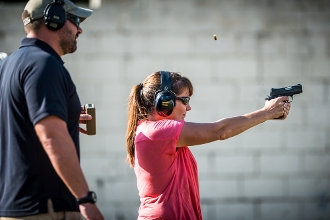 1-Day Womens Pistol Intro Course
