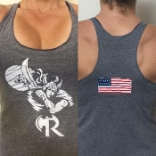 Shield Maiden Tank Top
